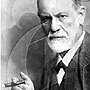 Photo: Sigmund Freud, 1922.