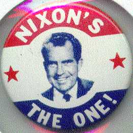 Nixon's the One button