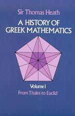 Image-- Heath, 'A History of Greek Mathematics'