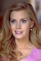 Amy Adams, star of Catch Me If You Can