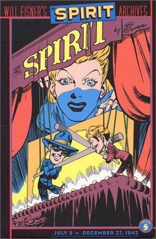 The Spirit, 1942