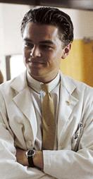 DiCaprio as a doctor