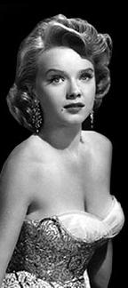 anne francis height