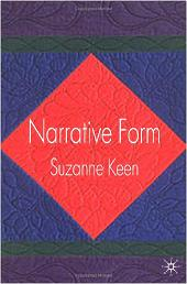 Diamond on cover of Narrative Form, by Suzanne Keen