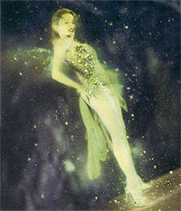 IMAGE- Kylie Minogue as the Green Fairy in 'Moulin Rouge'