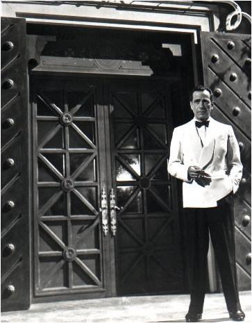IMAGE- The perception of doors in 'Casablanca'