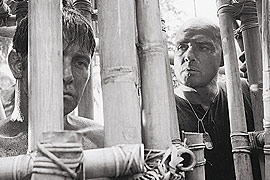 Apocalypse Now, The Cage