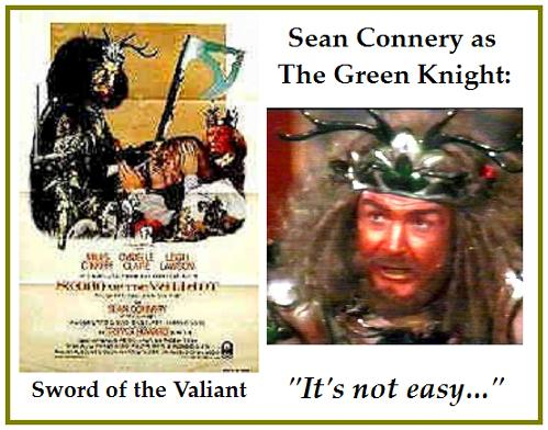 The Legend of the Green Knight