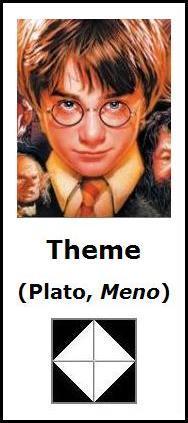 Harry Potter and Plato's Diamond