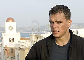'The Bourne Ultimatum,' starring Matt Damon, cannot be displayed, because it contains errors.