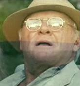 Anthony Hopkins in 'Slipstream'