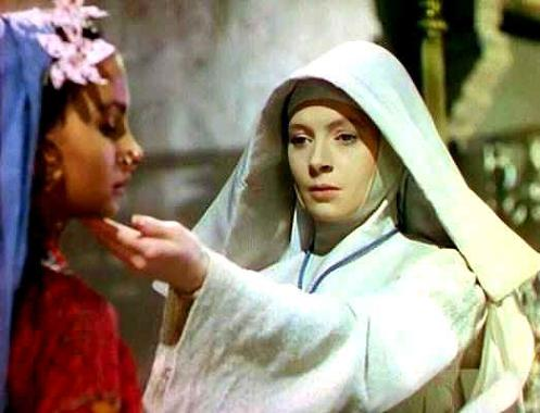 Jean Simmons and Deborah Kerr in Black Narcissus