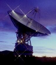 NASA antenna