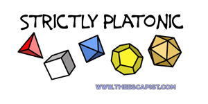 Platonic solids as Dungeons & Dragons dice