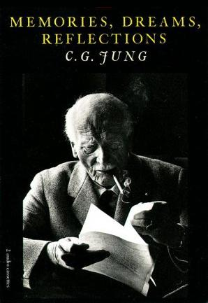 C. G. Jung on cover of 'Memories, Dreams, Reflections'