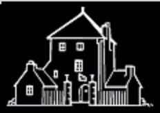 Random House logo (color-reversed image)