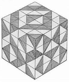 Solomon's Cube - A 1981 design by Steven H. Cullinane