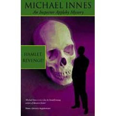 Cover of Hamlet, Revenge! by Michael Innes