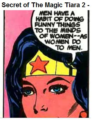 Wonder Woman and the Secret of the Magic Tiara
