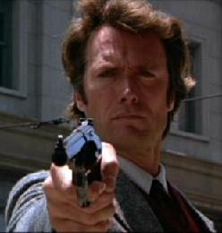 Dirty Harry asks the classic question