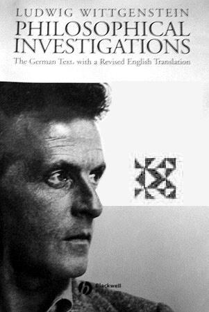 Wittgenstein and Fly from Fly-Bottle