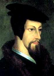 John Calvin portrait