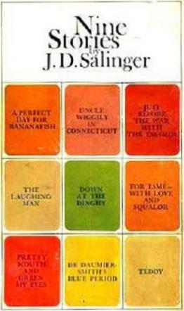 Nine Stories, by J. D. Salinger