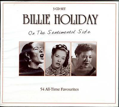 Billie Holiday, 'On the Sentimental Side' 3-CD set