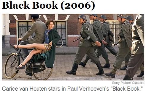 Scene from Paul Verhoeven's film 'Black Book'