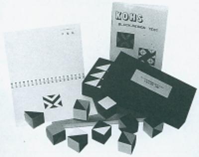 Kohs Block Design Test