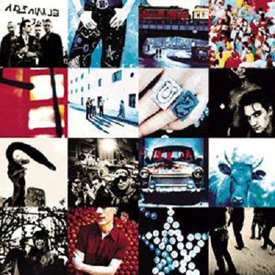 U2's 'Achtung Baby' album