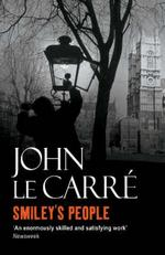 Cover of 'Smiley's People,' by John le Carre