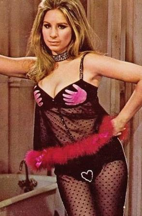 The Pussycat of the film 'The Owl and the Pussycat,' starring Barbra Streisand