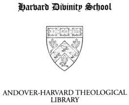 Harvard Divinity School logo