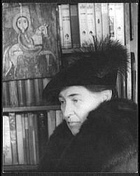 Willa Cather in 1936