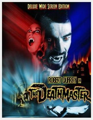 Poster for Robert Quarry's 'The Deathmaster'