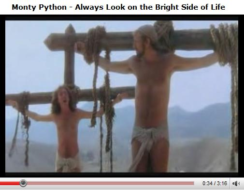 Monty Python - Bright Side of Life