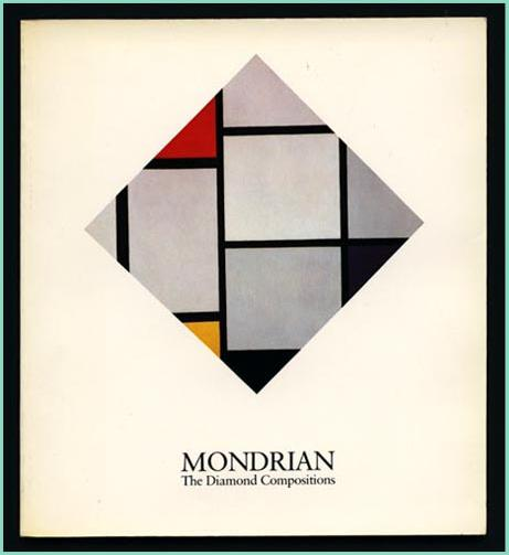 Cover of  Mondrian: The Diamond Compositions