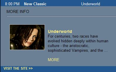 'Underworld,' starring Kate Beckinsale
