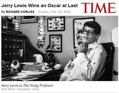 Jerry Lewis Wins an Oscar at Last-- TIME magazine
