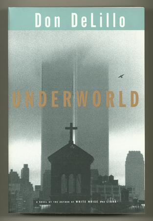 Cover of 'Underworld,' by Don DeLillo, First Edition, Advance Reader's Copy, 1997