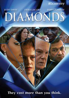 Poster for 'Diamonds' miniseries on ABC starting May 24, 2009