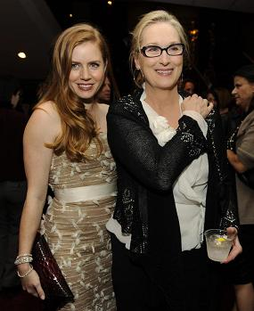Stars of 'Doubt,' Amy Adams and Meryl Streep