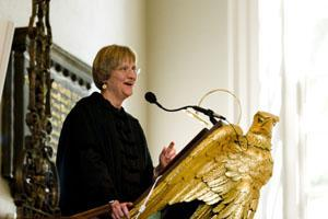 President Faust at Harvard Baccalaureate, June 2, 2009