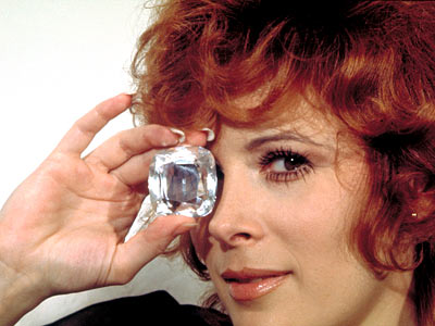 Jill St. John, star of 'Diamonds are Forever'