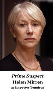 'Prime Suspect'-- Helen Mirren as Inspector Tennison