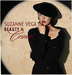 Suzanne Vega album cover, 'Beauty and Crime'