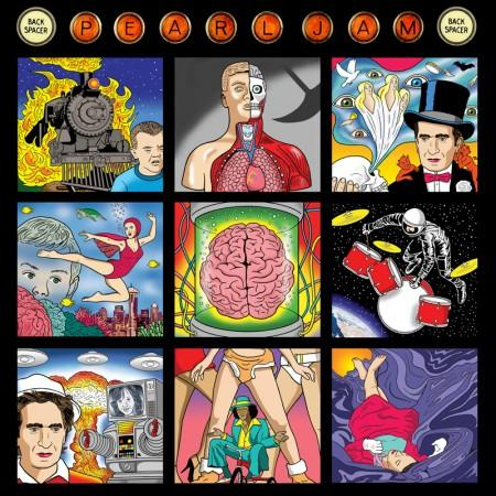 Pearl Jam 'Backspacer' album released Sept. 20, 2009