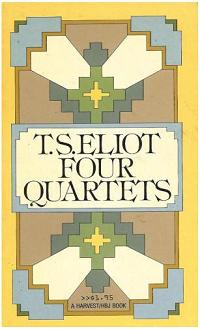 'Four Quartets' paperback cover