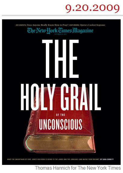 'The Holy Grail of the Unconscious' at The New York Times